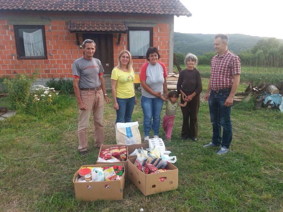 Porodica Tešić iz Dobrinje