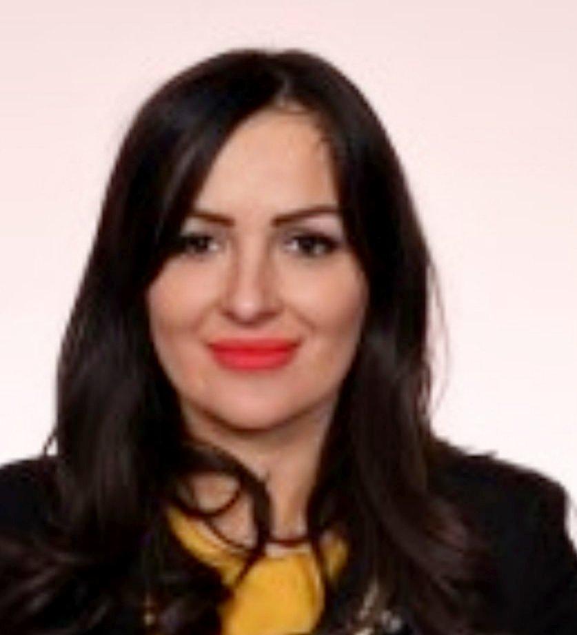 Narodni poslanik Mara Milošević